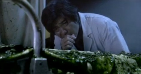 『感染』(2004年、日本)―7.0点。不気味な病院ホラーの秀作 (2/4)