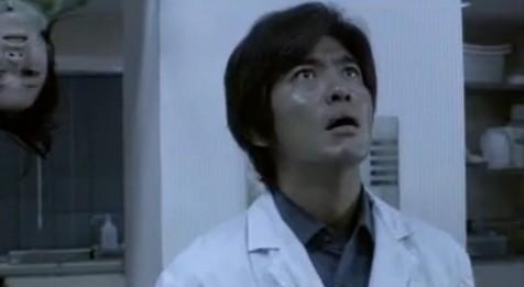『感染』(2004年、日本)―7.0点。不気味な病院ホラーの秀作 (3/4)