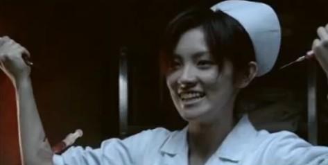『感染』(2004年、日本)―7.0点。不気味な病院ホラーの秀作 (4/4)