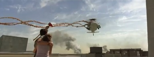 『スカイライン-征服-』(2010年、アメリカ)―6.0点。宇宙人侵略クソ映画の最先端 (3/4)