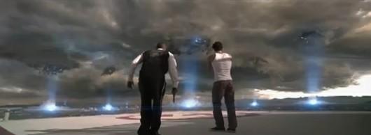 『スカイライン-征服-』(2010年、アメリカ)―6.0点。宇宙人侵略クソ映画の最先端 (2/4)